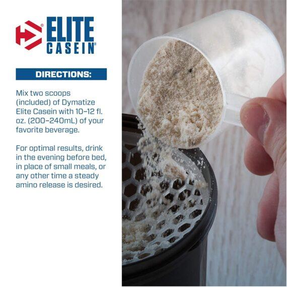 Elite Casein 2 lbs Protein Powder 26 Servings in Pakistan