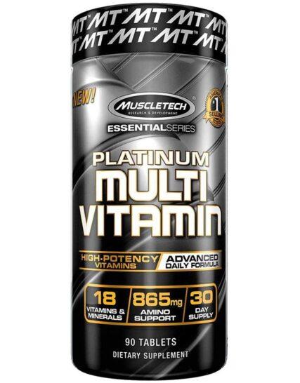 Essential Series - Platinum Multivitamin - 90 Tablets in Pakistan (1)