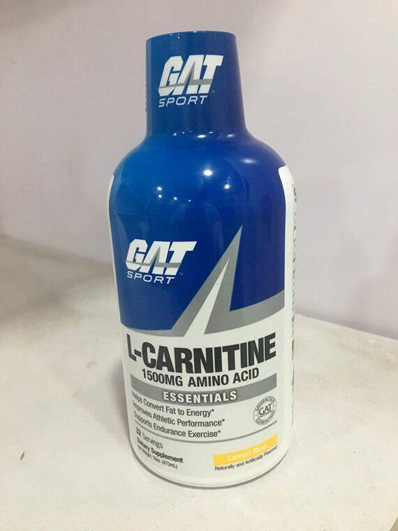 GAT L-Carnitine Amino Acid 1500mg in Pakistan