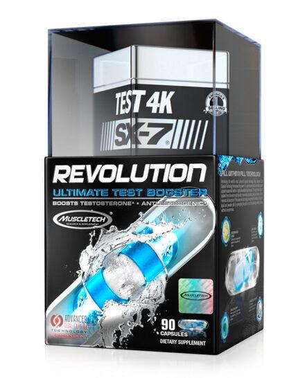 MuscleTech - Sx-7 Revolution test 4k - 90 Capsules in Pakistan