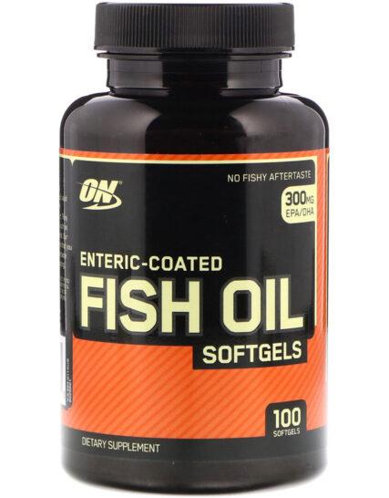 Buy (ON) Fish Oil Omega-3 Fatty Acids - 100 Softgels in Pakistan