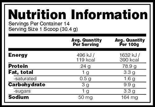 Optimum Nutrition Gold Standard 100% Whey Protein 1 lb