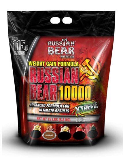 Russian Bear 10000 Xtreme Weight Gain Formula 15lbs in Pakistan