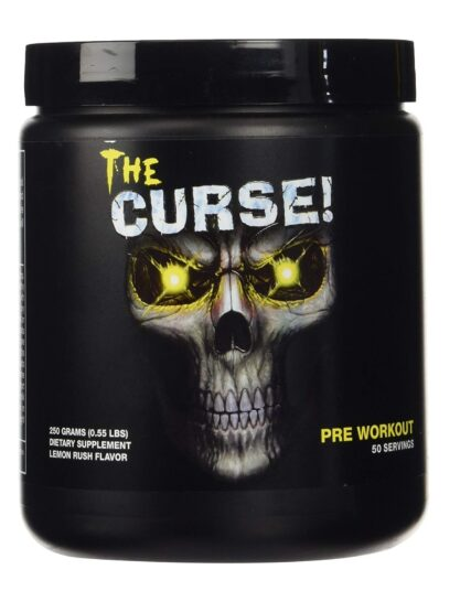 The Curse Pre Workout Powder 50 Serving in Pakistan
