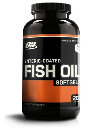 Buy (ON) Fish Oil Omega-3 Fatty Acids - 200 Softgels in Pakistan