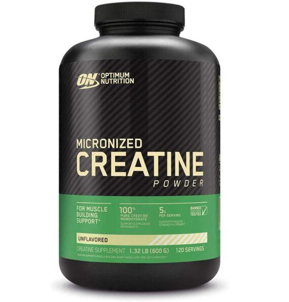 ON Micronized Creatine Monohydrate 120 Servings