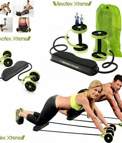 Revoflex Xtreme Exerciser For Ab and Home Gym