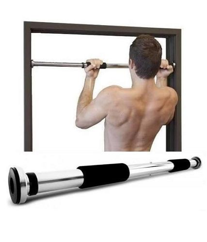 Adjustable Pull up Door Gym Bar