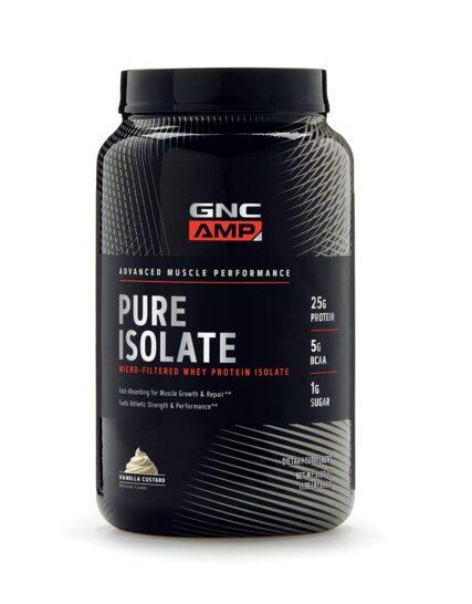GNC-AMP-Pure-Isolate