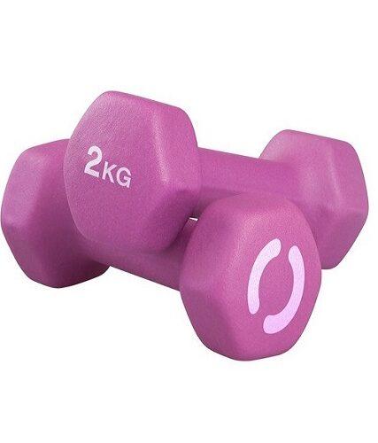 Soft Dumbbell - 2KG pair